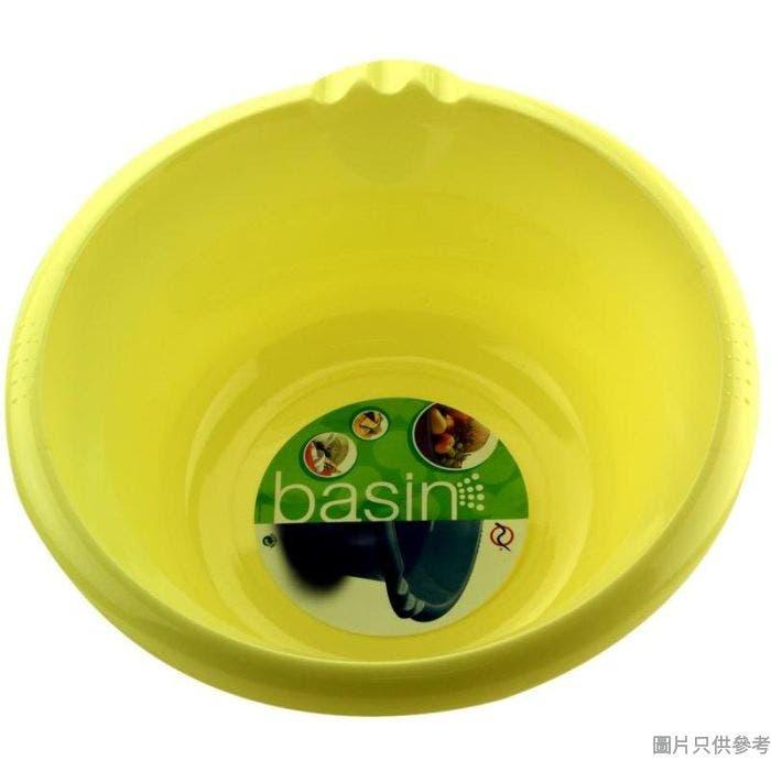 塑膠圓形水盆410mm