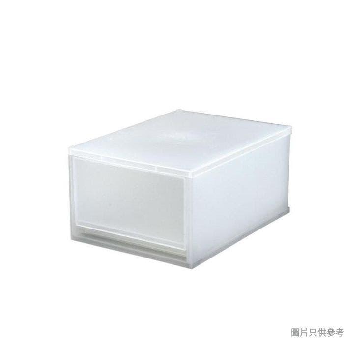 MORE馬來西亞製塑膠單層抽屜 260W x 355D x 173Hmm