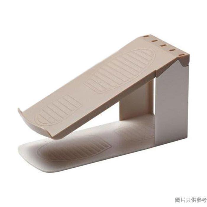 台灣製KEYWAY男女兼用塑膠鞋架 253W x 105D x 140Hmm
