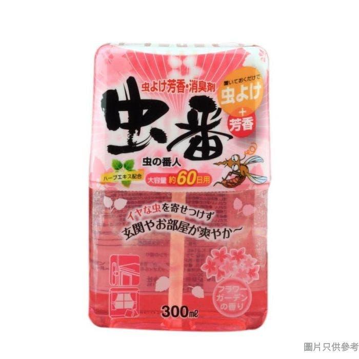 KOKUBO小久保日本製驅蚊器 300ml - 花香味