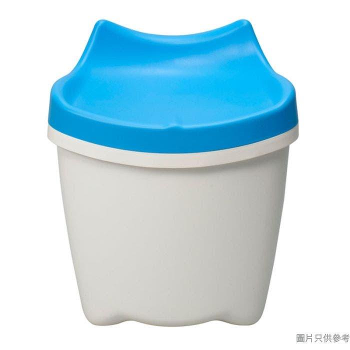 Livinbox台灣製塑膠儲物凳337W x 282D x 380Hmm