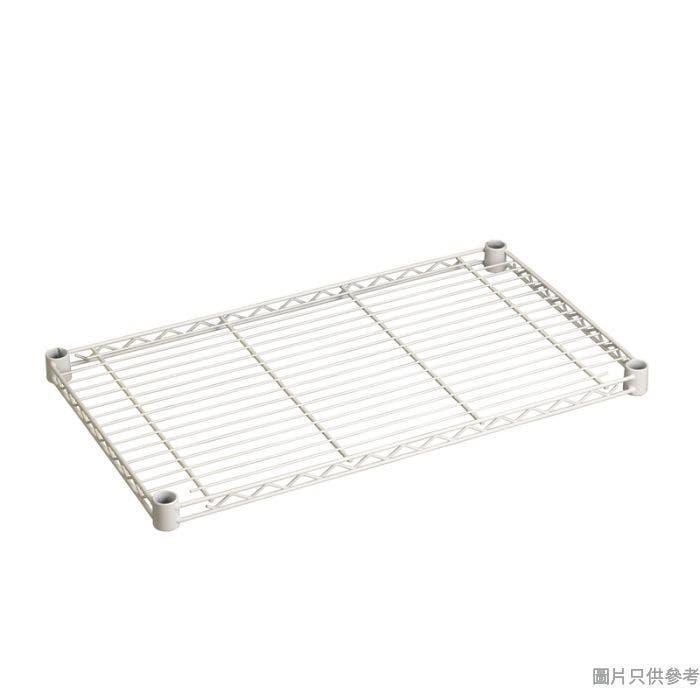 WHITE MESH 4勾鐵網 600W x 350D x 32Hmm