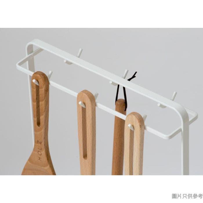 MODUS金屬煮食用具掛架 265W x 100D x 413Hmm - 白色