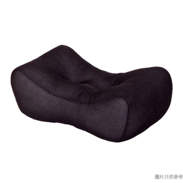腰墊40W x 23Dcm - 黑色