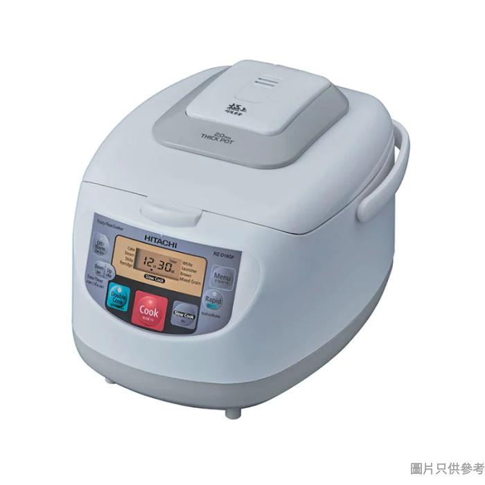 日立Hitachi1.0L富思電腦電飯煲 RZ-D10GFY/W