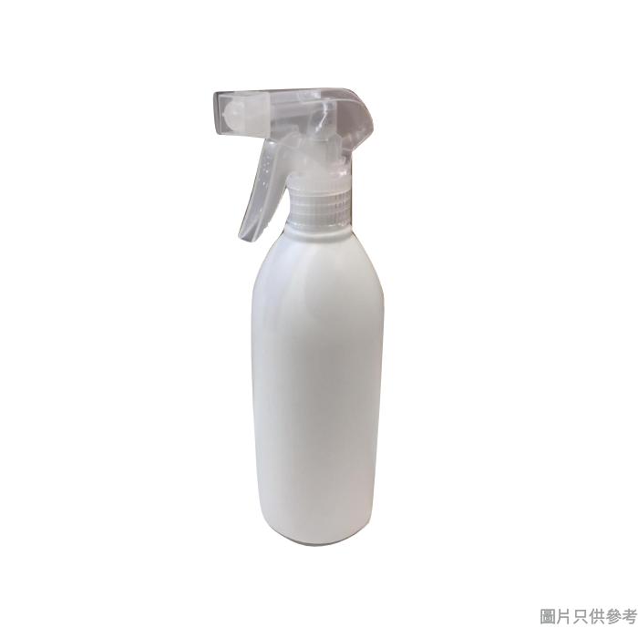 塑膠噴壺500ml - 白色