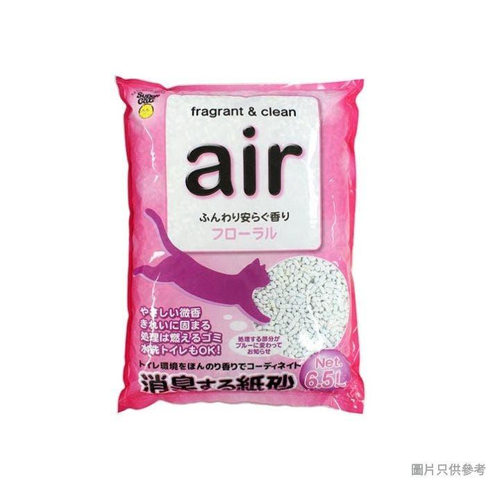 Super Cat日本製紙砂6L - 花香味