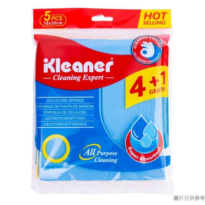 Kleaner多用途抹布180W x 200Dmm GSG010 (5件裝)