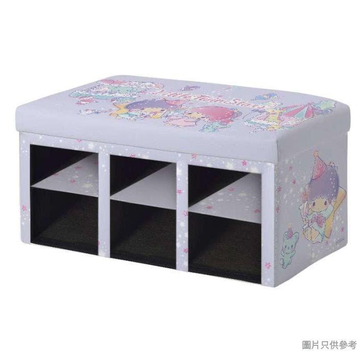 Little Twin Stars摺疊鞋櫃765W x 380D x 375Hmm SA-6SR-3(TS)