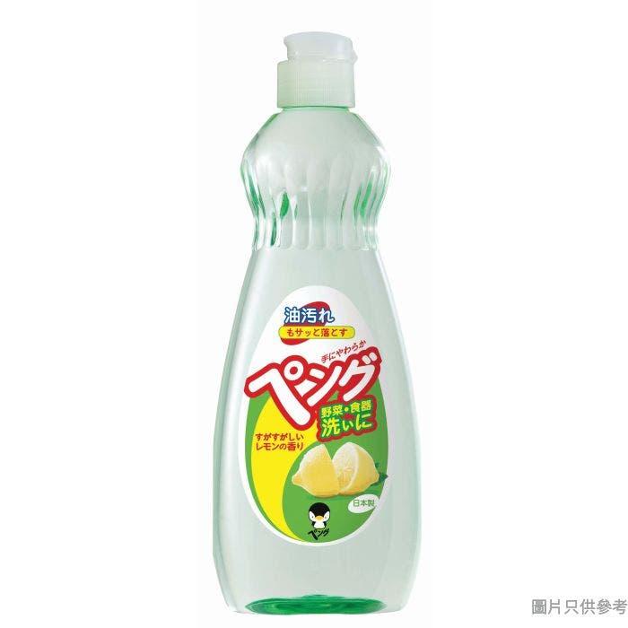 Penguin冰潔日本製檸檬味洗潔精600ml ROS-DL-00016