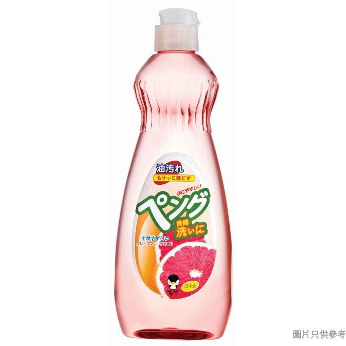 Penguin冰潔日本製西柚味洗潔精600ml ROS-DC-00031