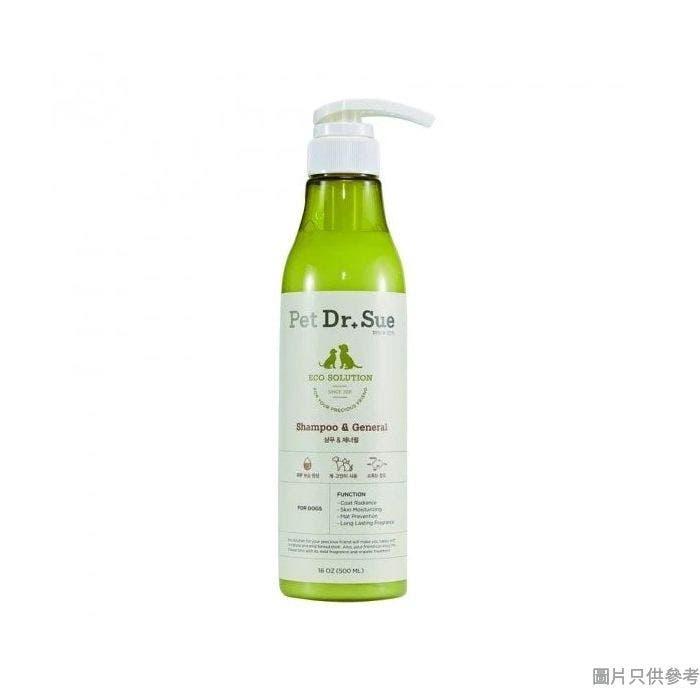 Dr. Sue韓國製有機二合一洗毛水(全犬種及貓種) 500ml