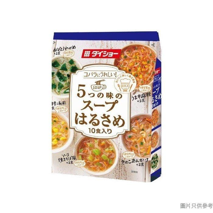 Daisho粉絲湯 (10包裝) - 雜錦口味