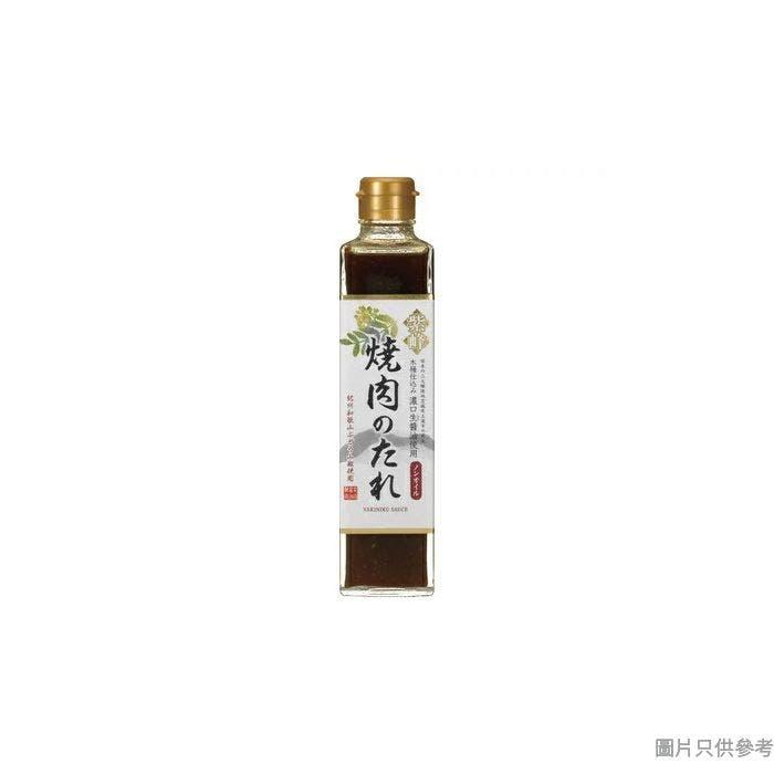 柴沼醬油釀造茨城縣紫峰藏元秘伝燒肉醬油 360g