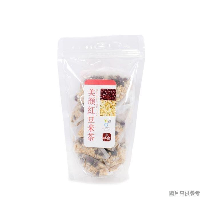 二澳農作社美顏紅豆米茶 16g (10包裝)