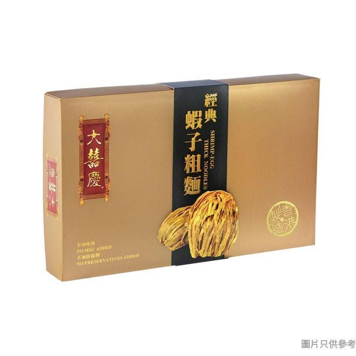 大囍慶經典蝦子粗麵 50g (8個裝)