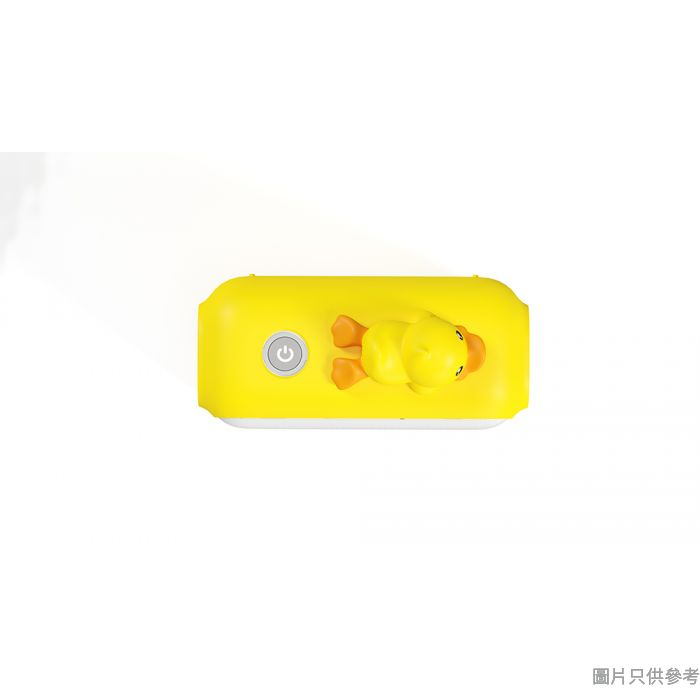 b-MOLA空氣淨化機BM10-BD - 黃色