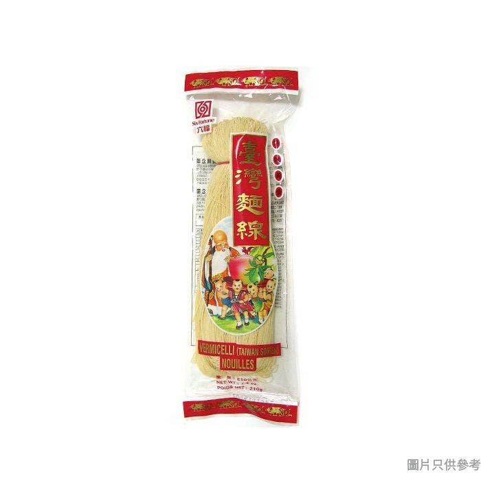 六福台灣麵線 210g