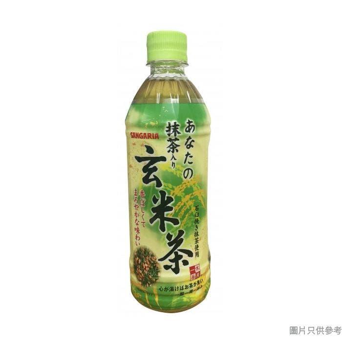 Sangaria玄米茶 500ml