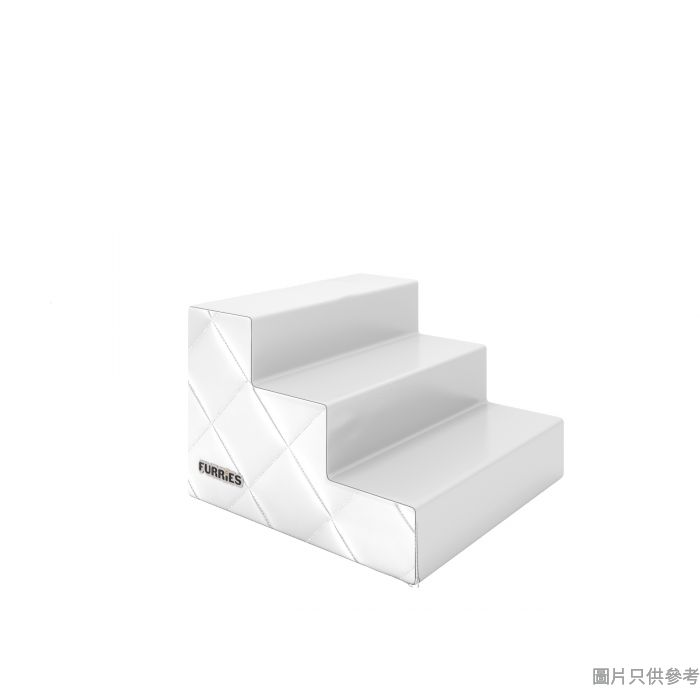 Furries 寵物用3層樓梯級 380W x 400D x 300Hmm 3SPF-W - 白色
