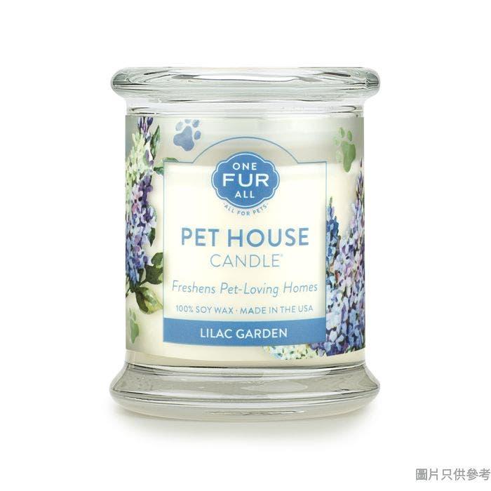 ONE FUR ALL 美國製天然香薰蠟燭(人寵可用) 235ml DCOF236221555 - 丁香花園