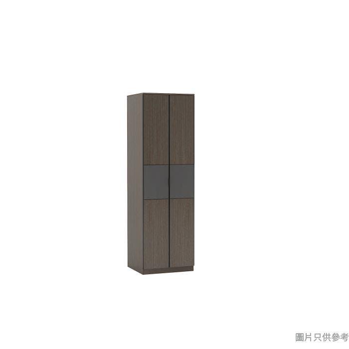 NEAL JD-W-24078 雙門衣櫃600W x 550D x 1981Hmm