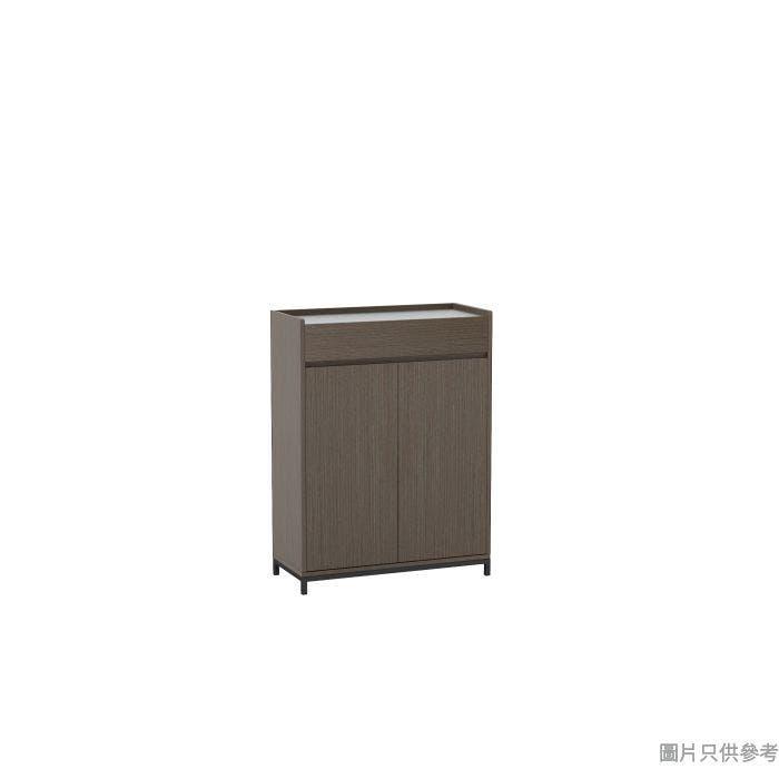 NEAL JD-S-32 玻璃面雙門單櫃桶鞋櫃813W x 356D x 1067Hmm