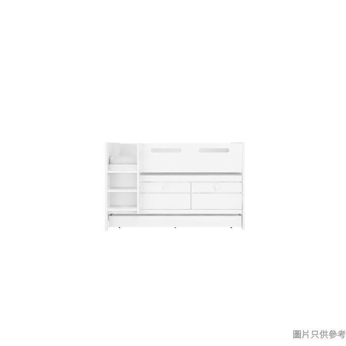 CTD-TB02W(L) 多功能組合床(書檯, 子床及六櫃桶)(面向計左樓梯)1060Wmm