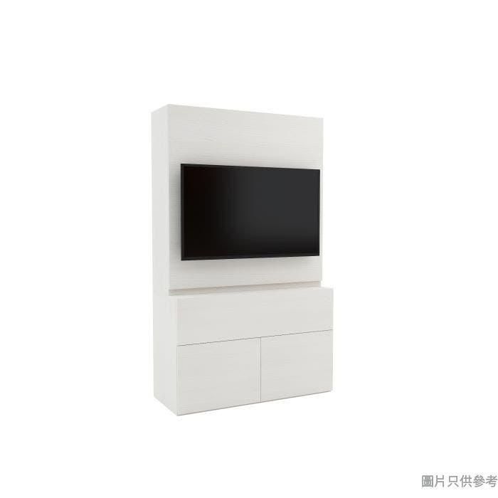 OLWEN V-4880 雙門雙櫃桶電視組合櫃1200W x 490D x 2000Hmm