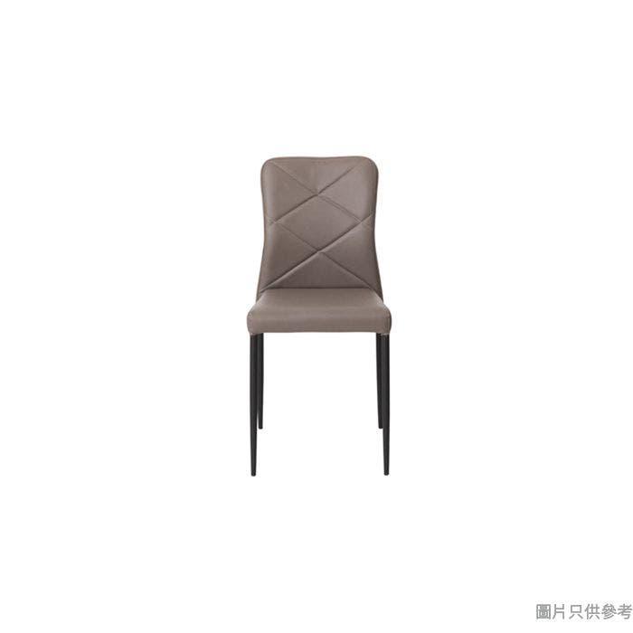 KALK YB-B03GY 仿皮餐椅410W x 550D x 840Hmm