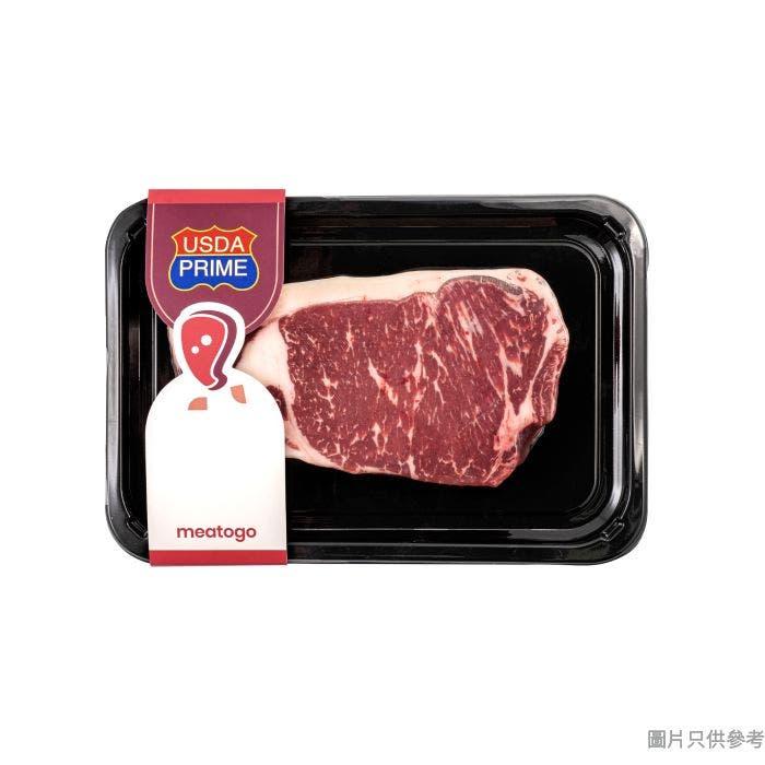 Meatogo急凍美國USDA極佳級西冷牛扒 300g