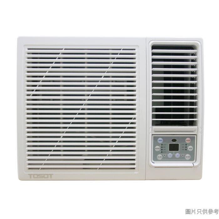TOSOT大松牌1.5匹窗口式冷氣機(附無線遙控)W12R4A