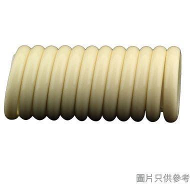 塑膠淨色浴簾環(12件裝)