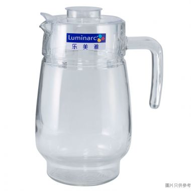 Luminarc樂美雅玻璃水勺附蓋1600ml