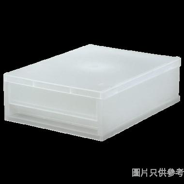 馬來西亞製MORE塑膠單層抽屜,B6 SIZE,#SW-NB601