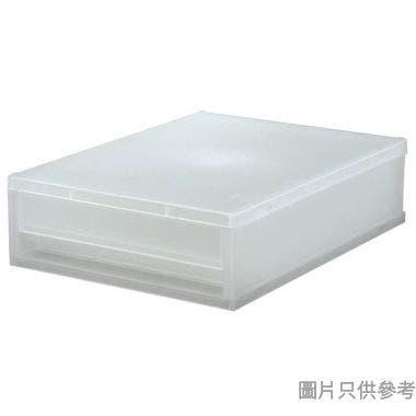 馬來西亞製MORE塑膠單層抽屜,A5 SIZE,#SW-NA501