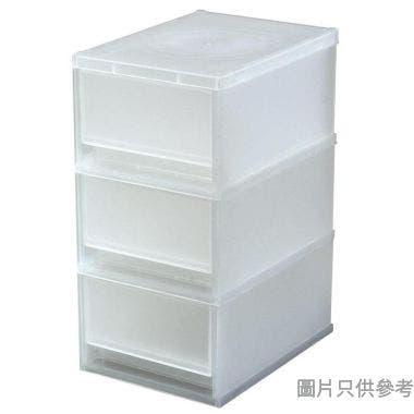 MORE馬來西亞製 A6 Size 3層塑膠櫃 137W x 186D x 268Hmm