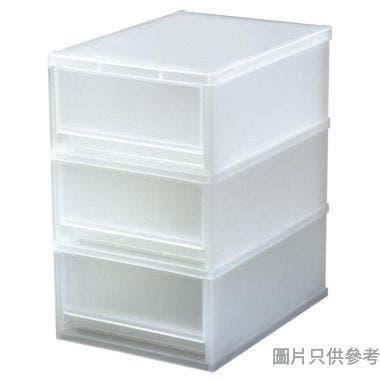 MORE馬來西亞製 B6 Size 3層塑膠櫃 169W x 230D x 271Hmm