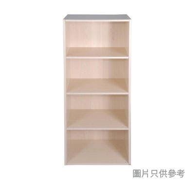 4層儲物櫃 400W x 290D x 1030Hmm - 楓木色