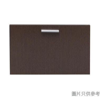門板 371W x 236D x 18Hmm - 胡桃木色