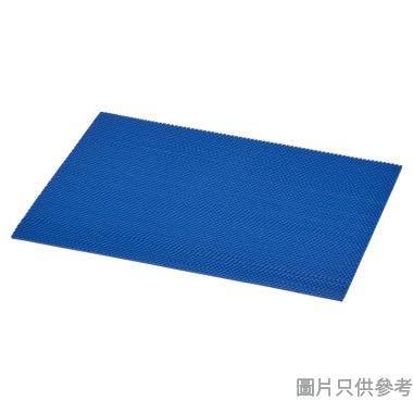 3M 45 x 60cm 安全防滑浴室地墊 - 藍色