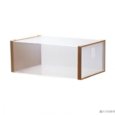 KEYWAY台灣製組合塑膠鞋盒 208W x 325D x 135Hmm