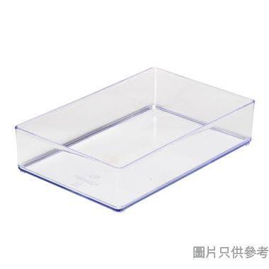 韓國製水晶膠長形雜物盒 164W x 247D x 58Hmm