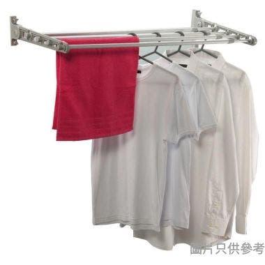 Titan天上野180度調較曬衣撐架附窗框夾2個裝(承重13kg)