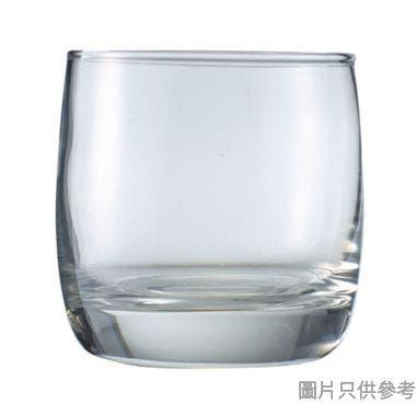 Luminar樂美雅圓形玻璃水杯310ml