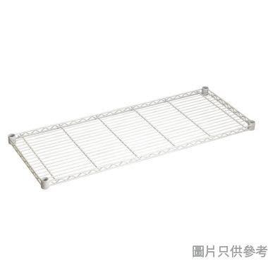 WHITE MESH 4勾鐵網 900W x 350D x 32Hmm