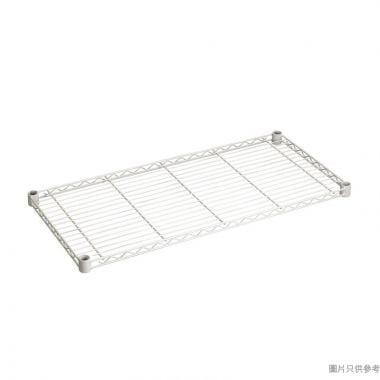 WHITE MESH 4勾鐵網 750W x 350D x 32Hmm