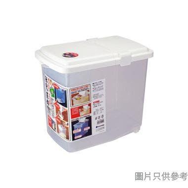 INOMATA日本製塑膠揭蓋式米箱217W x 369D x 315Hmm 1251