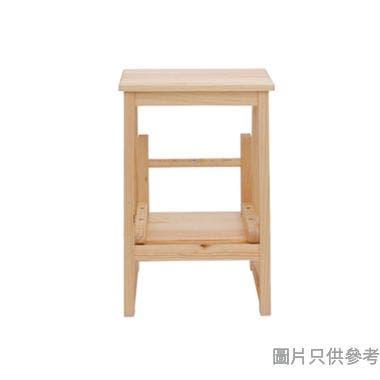 LUCE 收合腳踏凳340W x 485D x 510Hmm - 原木色