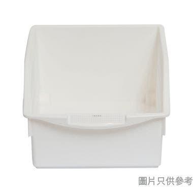 YAMADA日本製塑膠收納籃附轆 305W x 205D x 125Hmm
